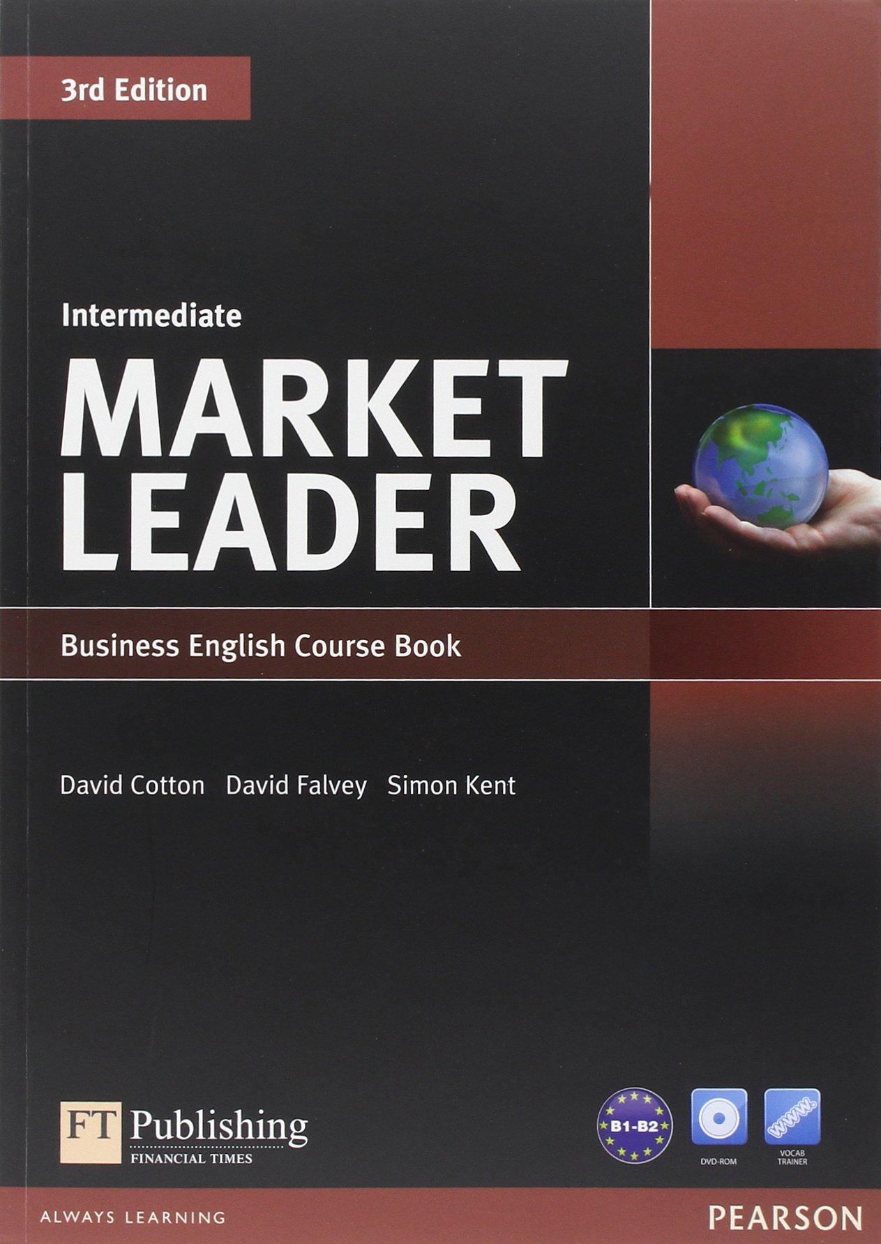 Intermediate MARKET LEADER - book cover