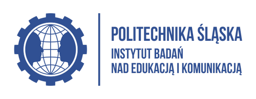 Logo Instytutu Badań nad Edukacją i Komunikacją